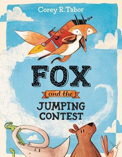 Fox and the Jumping Contest by Corey R. Tabor (9780062398741) - HardCover - Picture Books