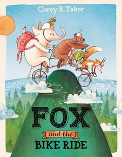 Fox And The Bike Ride by Corey R. Tabor (9780062398758) - HardCover - Children's Fiction Early Readers (0-4)
