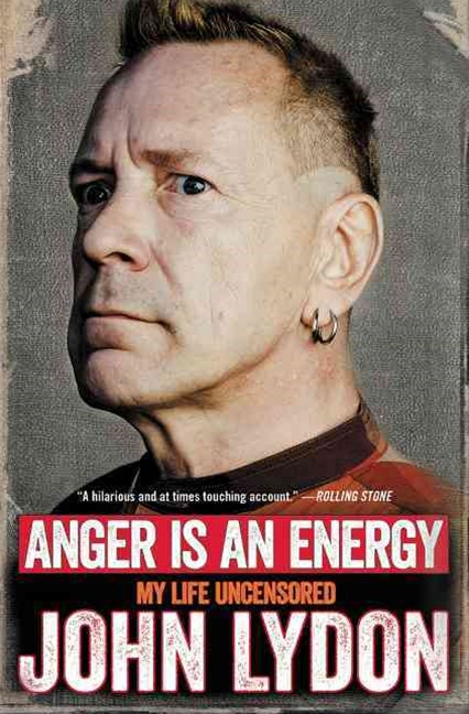 Anger Is an Energy