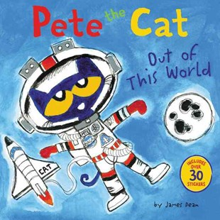 Pete The Cat: Out Of This World by James Dean (9780062404435) - PaperBack - Picture Books
