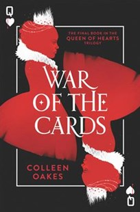 War of the Cards by Colleen Oakes (9780062409799) - HardCover - Young Adult Contemporary