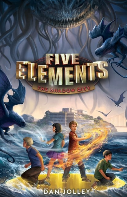 (ebook) Five Elements #2: The Shadow City