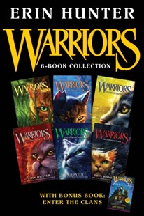 (ebook) Warriors 6-Book Collection with Bonus Book: Enter the Clans - Children's Fiction
