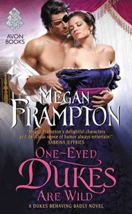 One-Eyed Dukes are Wild by Megan Frampton (9780062412782) - PaperBack - Romance Historical Romance