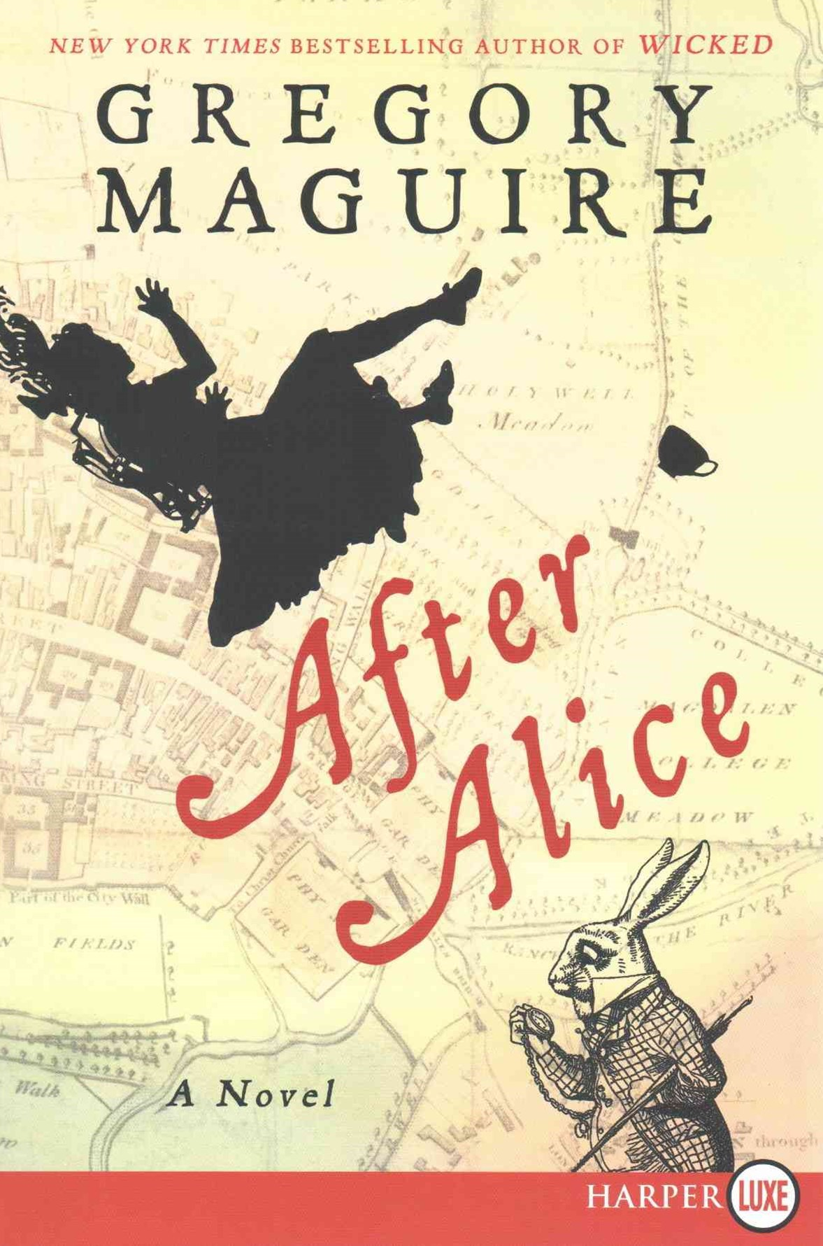 After Alice Large Print: A Novel