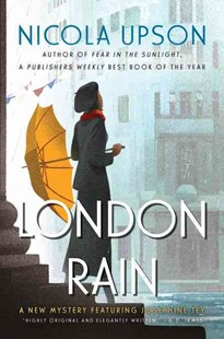 London Rain by Nicola Upson (9780062418159) - PaperBack - Crime Mystery & Thriller