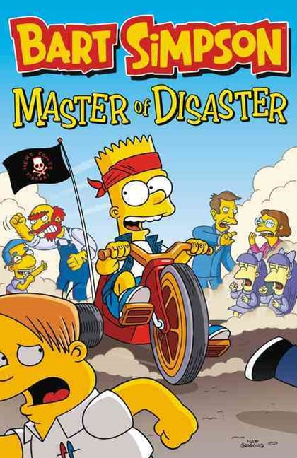 Bart Simpson: Master of Disaster