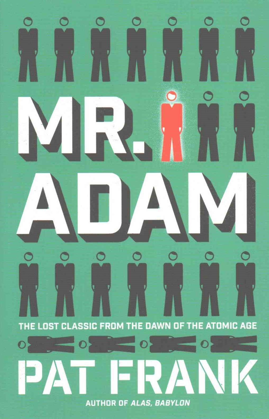 Mr. Adam: A Novel