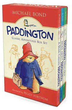 Paddington Classic Adventures Boxed Set