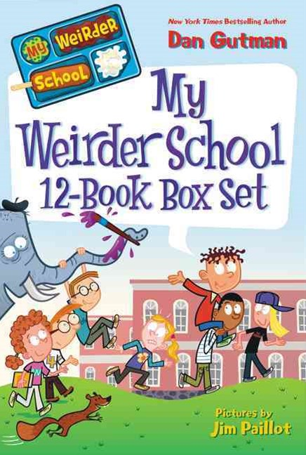 My Weirder School Box Set: Books 1-12