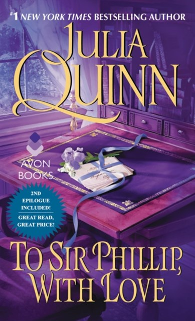 (ebook) To Sir Phillip, With Love With 2nd Epilogue