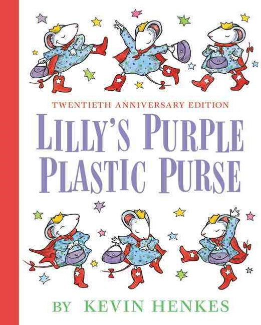 Lilly's Purple Plastic Purse 20th Anniversary Edition