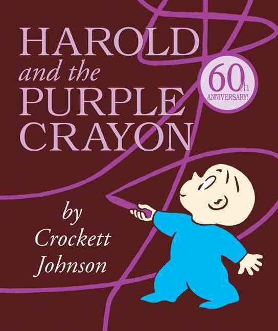 Harold and the Purple Crayon Lap Edition