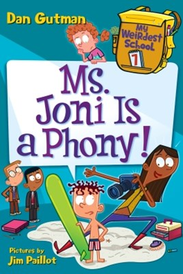(ebook) My Weirdest School #7: Ms. Joni Is a Phony!