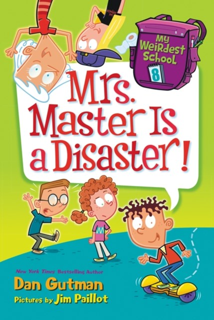 (ebook) My Weirdest School #8: Mrs. Master Is a Disaster!