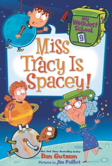 (ebook) My Weirdest School #9: Miss Tracy Is Spacey!