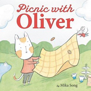 Picnic With Oliver by Mika Song, Mika Song (9780062429506) - HardCover - Non-Fiction Family Matters