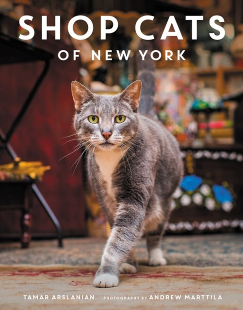 (ebook) Shop Cats of New York