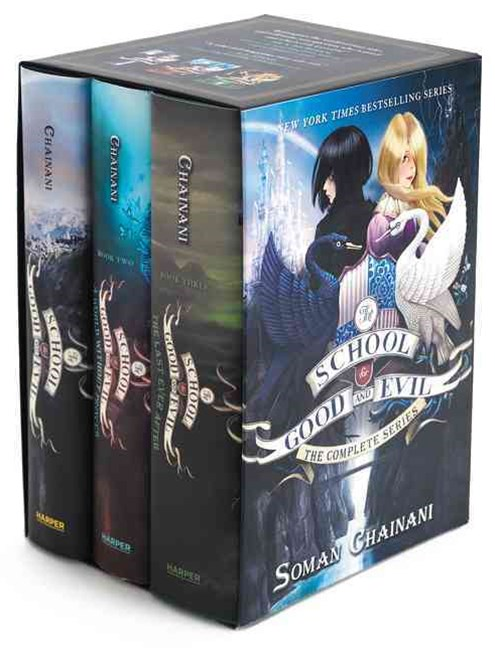 The School for Good and Evil Series Complete Box Set