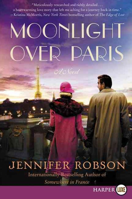 Moonlight Over Paris: Large Print