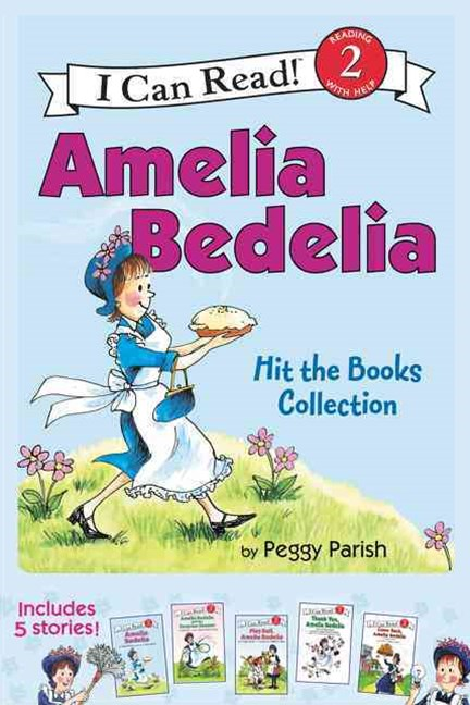 Amelia Bedelia I Can Read Box Set #1