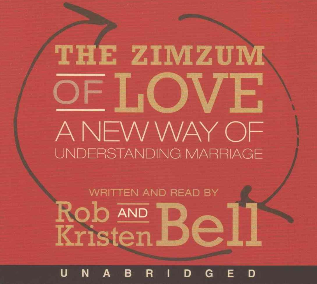 The Zimzum Of Love Low Price Cd: A New Way Of Understanding Marriage