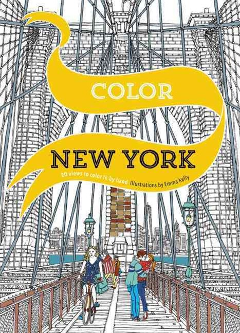 Color-In New York