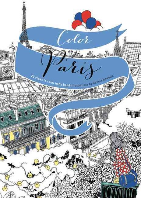 Color-In Paris