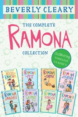 (ebook) The Complete Ramona Collection
