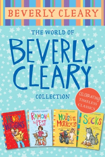 (ebook) The World of Beverly Cleary Collection