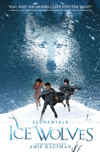 (ebook) Elementals: Ice Wolves