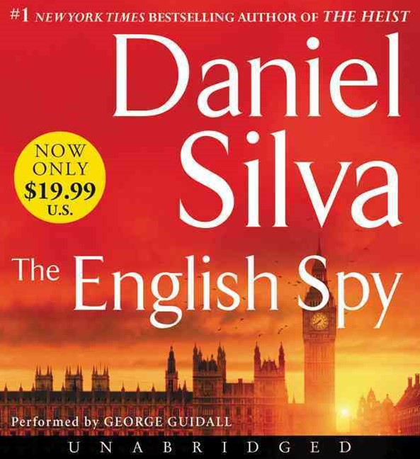 The English Spy [Unabridged CD]