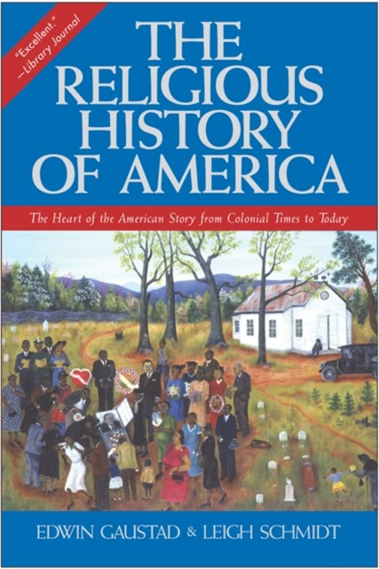 (ebook) The Religious History of America