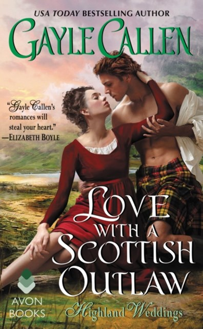 (ebook) Love with a Scottish Outlaw