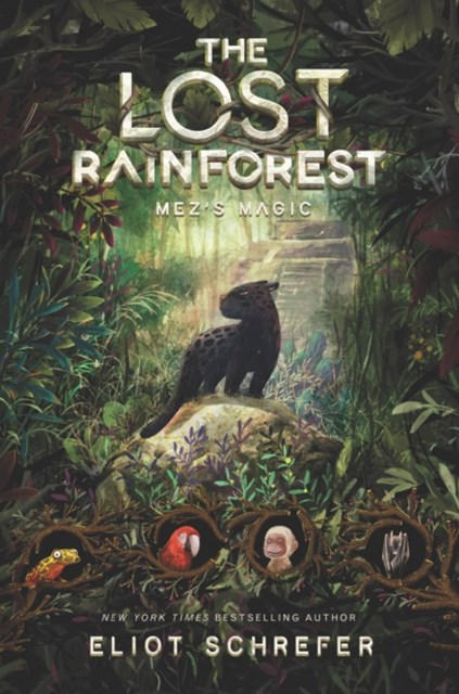 Lost Rainforest #1: Mez's Magic