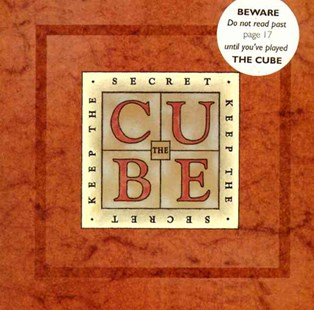 Cube by Annie Gottlieb, Slobodan Pesic (9780062512666) - PaperBack - Craft & Hobbies Puzzles & Games
