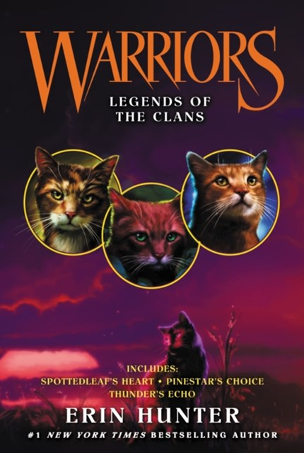 (ebook) Warriors: Legends of the Clans