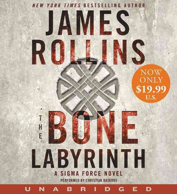 The Bone Labyrinth [Unabridged Low Price CD]