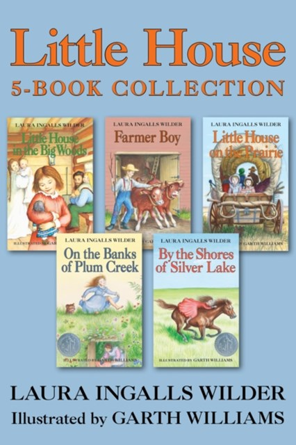 (ebook) Little House 5-Book Collection