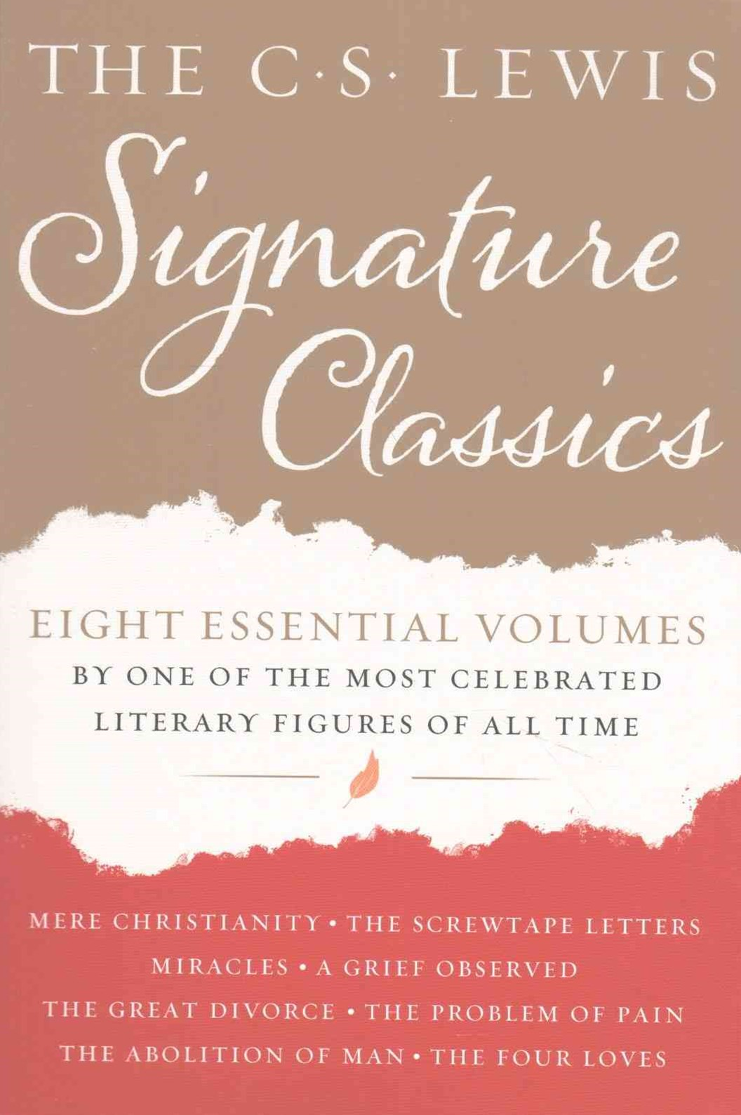 The C. S. Lewis Signature Classics (Box Set)