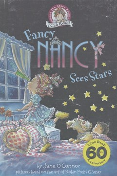 Fancy Nancy Sees Stars [60th Anniversary Edition]