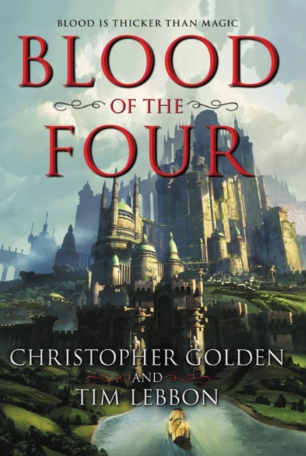 (ebook) Blood of the Four