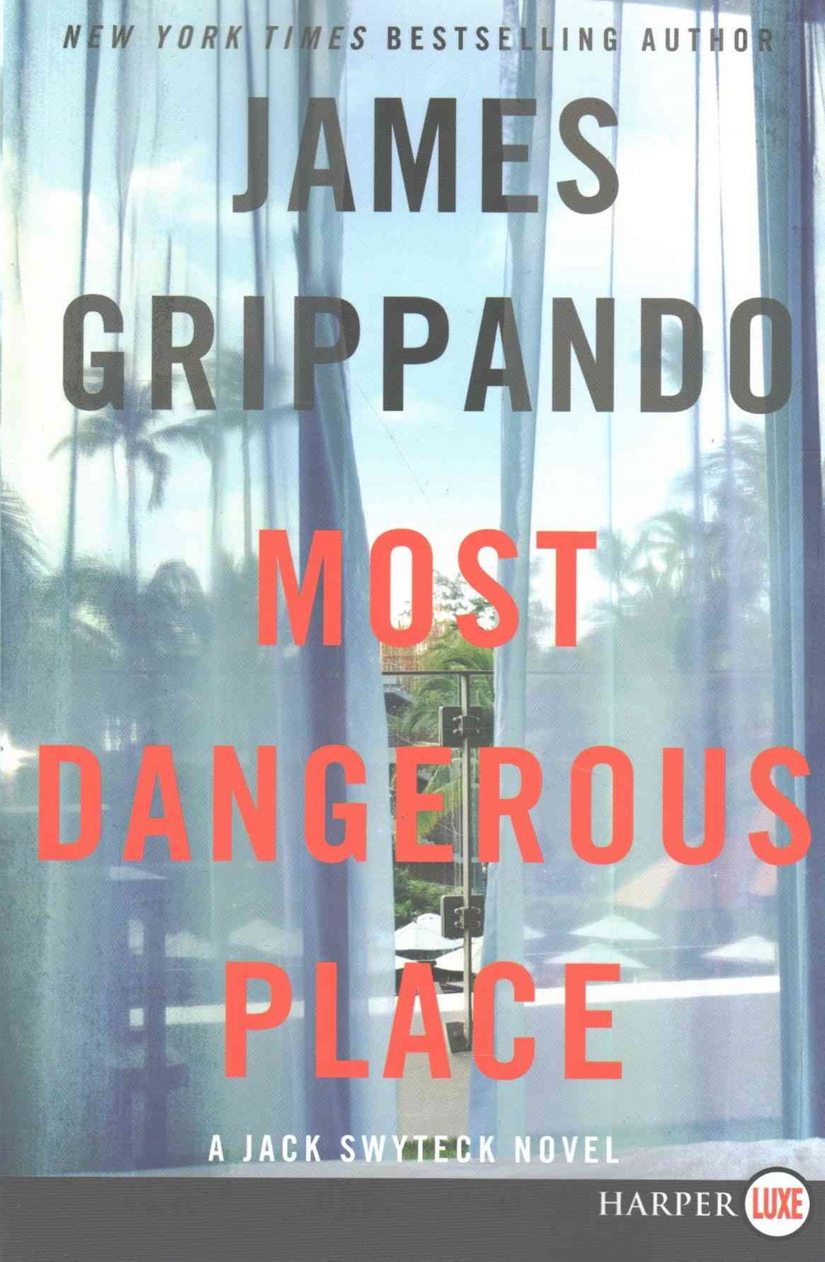 Most Dangerous Place [Large Print]