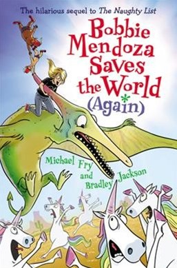 Bobbie Mendoza Saves the World - Again