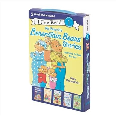 My Favorite Berenstain Bears Stories