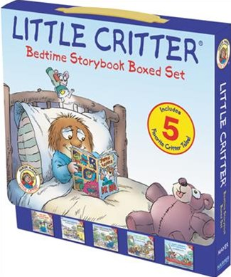 Little Critter Bedtime Storybook Set