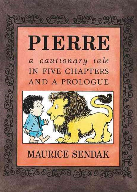 Pierre Board Book