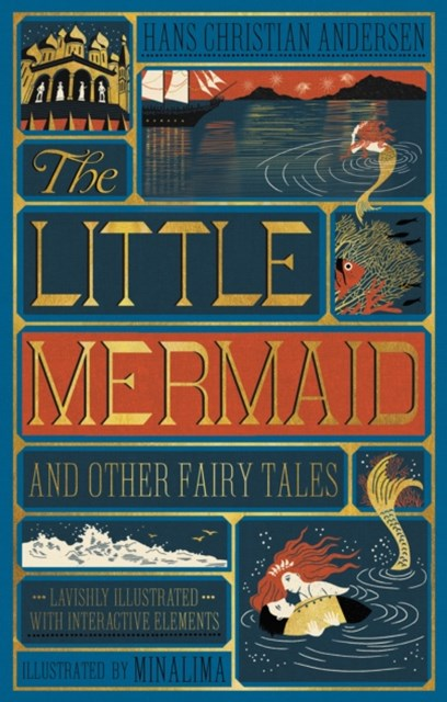 (ebook) Little Mermaid and Other Fairy Tales