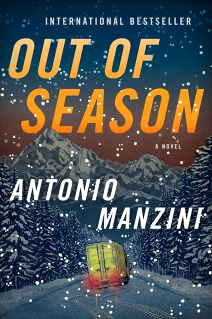 (ebook) Out of Season