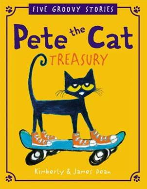 The Pete the Cat Treasury